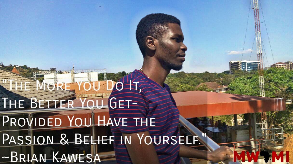 Brian Kawesa: Uganda's Unsung Sketch Art Prodigy