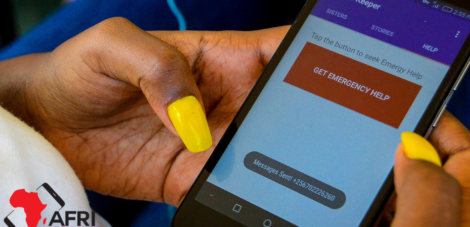 Here's an App That Will Report Gender-Based Violence with One Click!